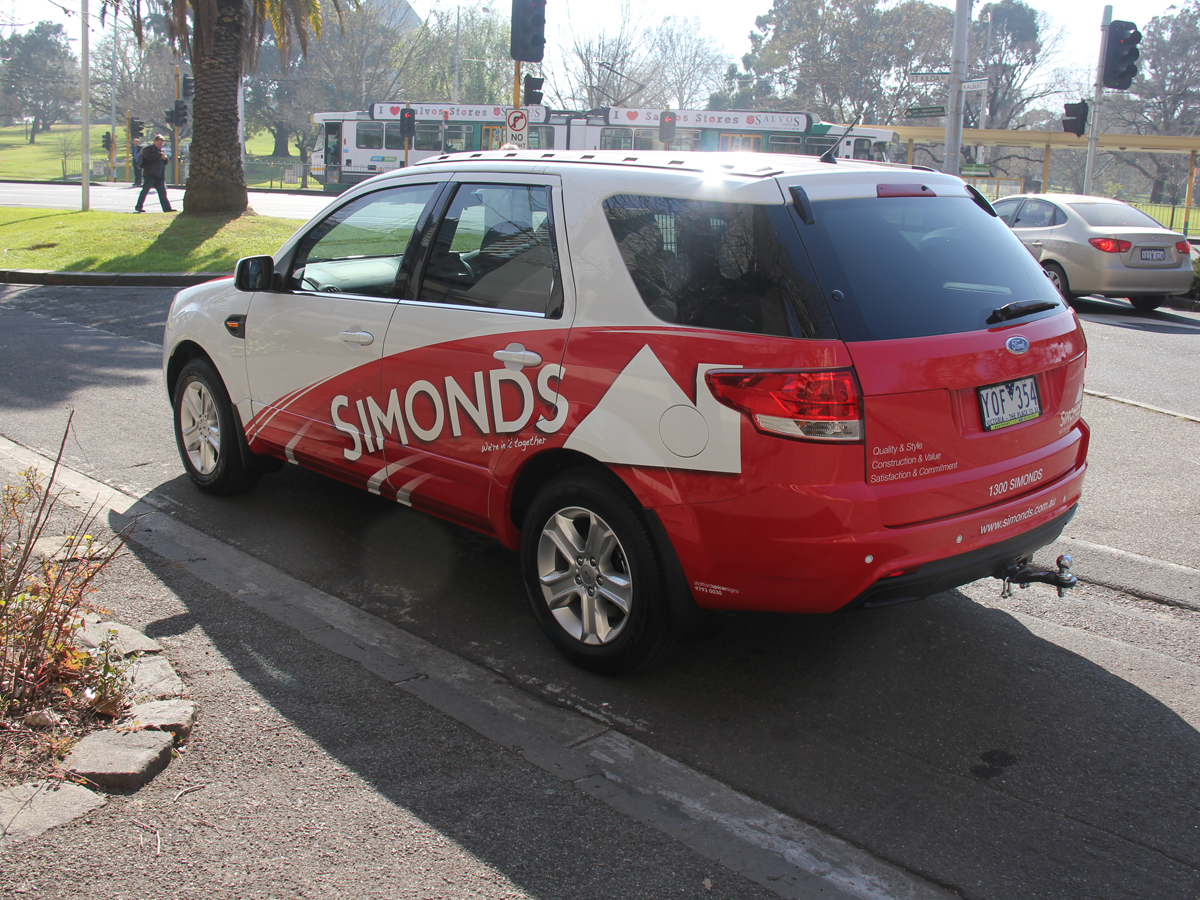 Simonds Car