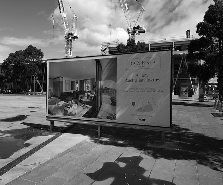 Banksia Signage